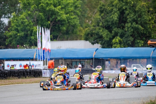 31-03-2019 ROK CUP THAILAND 2019 ROUND 1 AT BIRA KART, CHONBURI
