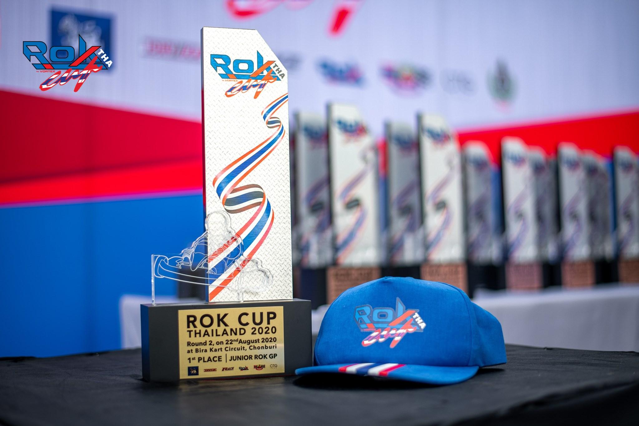 Round 2 : 22-08-2020 ROK CUP THAILAND 2020 AT BIRA