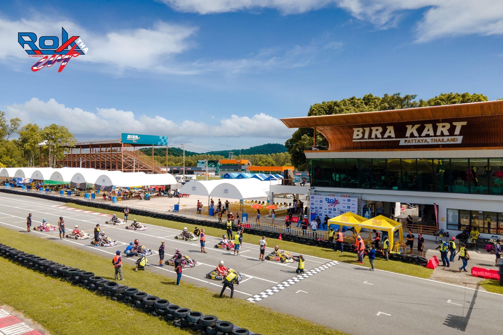 Round 3 : 23-08-2020 ROK CUP THAILAND 2020 AT BIRA
