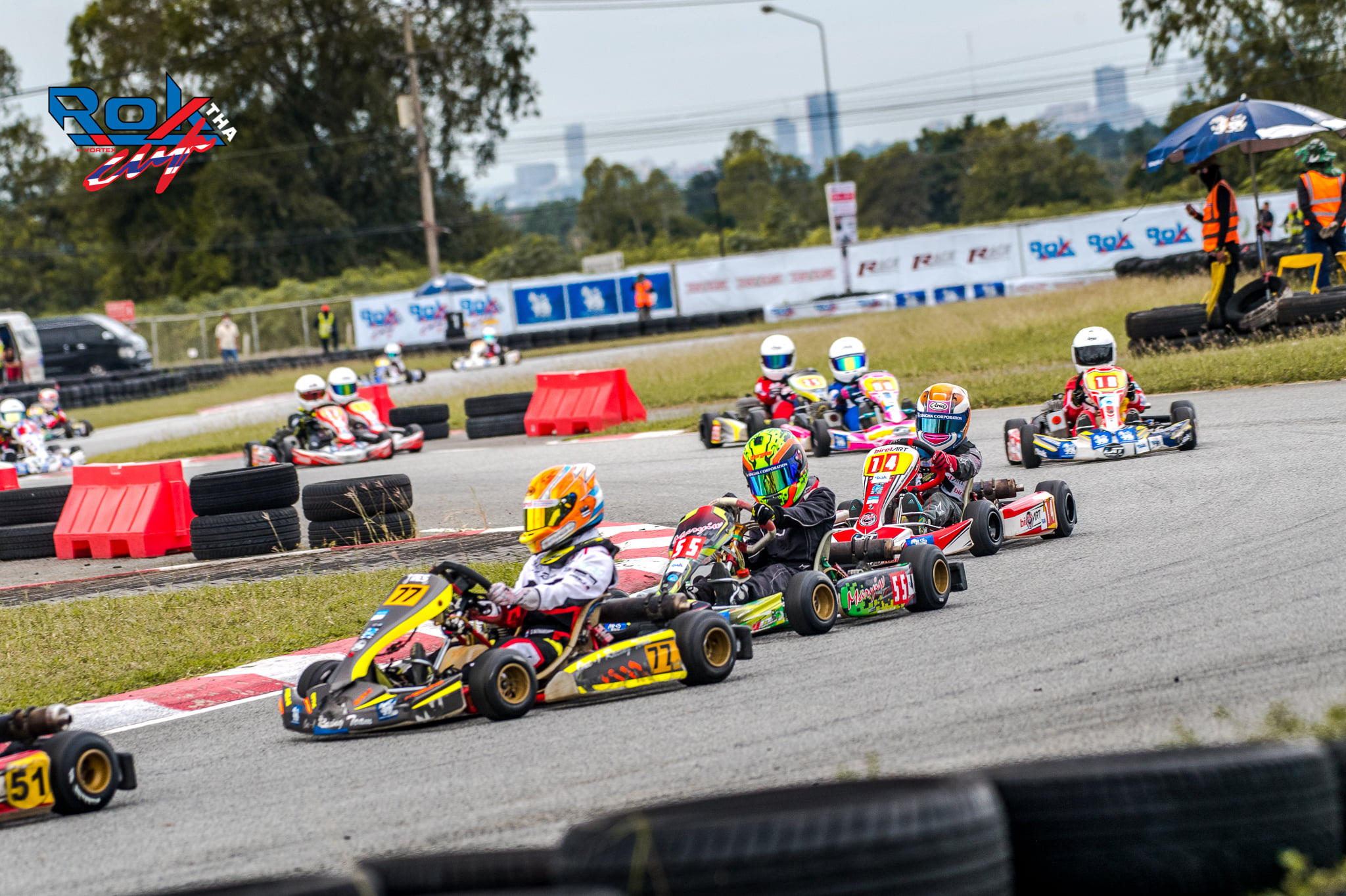 Round 4 (Final Round) : 29-11-2020 ROK CUP THAILAND 2020 AT BIRA